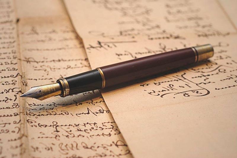 Estilográficas para escritura